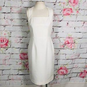 Banana Republic sleeveless sheath dress